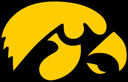 Iowa Logo Png File:500px-iowa Hawkeyes Logo