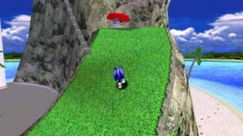 Sonic Adventure DX - Emerald Coast Sample