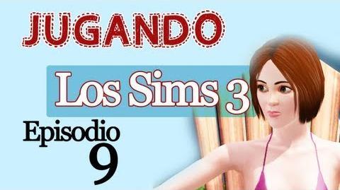 Jugando Los Sims 3 La impuntual (Let's Play Narrado) Ep. 1.9