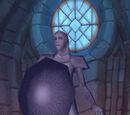 Statue von Holia Sonnenschild