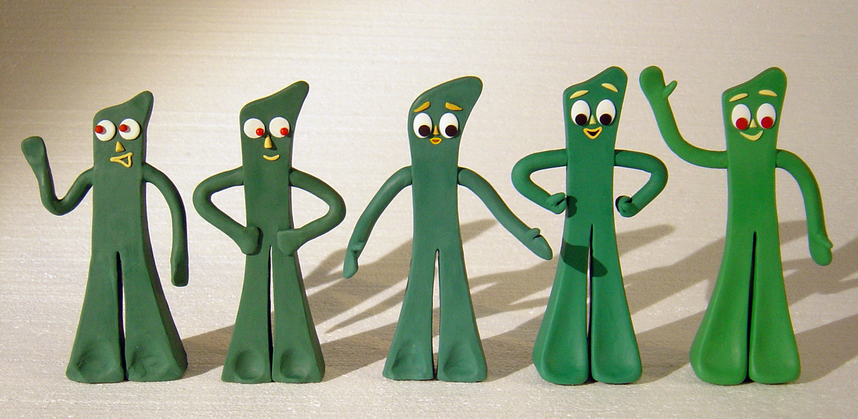 Gumby (character) - Gumby Wiki