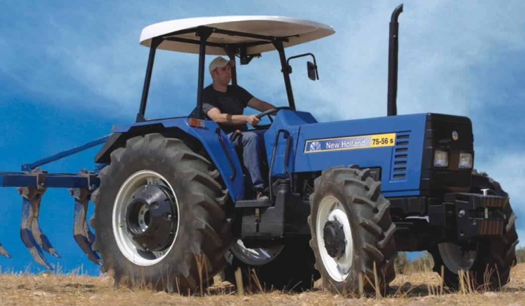 New Holland 75-56 S