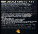 LS11sVaultBoy/GTA V - Newest known features