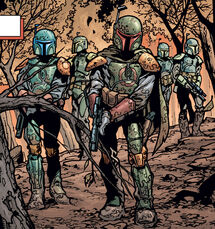 True Mandalorians on Korda 6