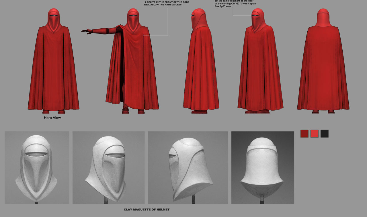 Doing Red Guard From Star Wars Cosplaycom