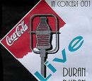 Coca-Cola Live in Concert 001: Duran Duran