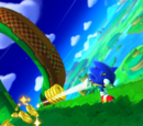 Sonic Lost World stages