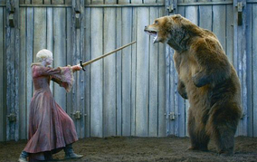 Bear and maiden fair promo brienne a