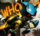 Metal Sonic (Ghosts of the Future)