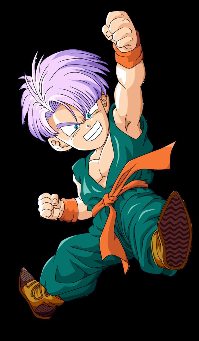 Trunks - Dragonball Wiki