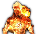 Human Torch (Heroes Disassembled)
