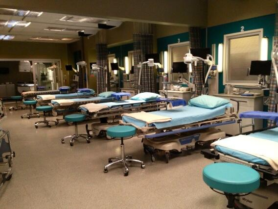Emergency Room Grey S Anatomy And Private Practice Wiki