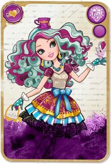 Website - Madeline Hatter card