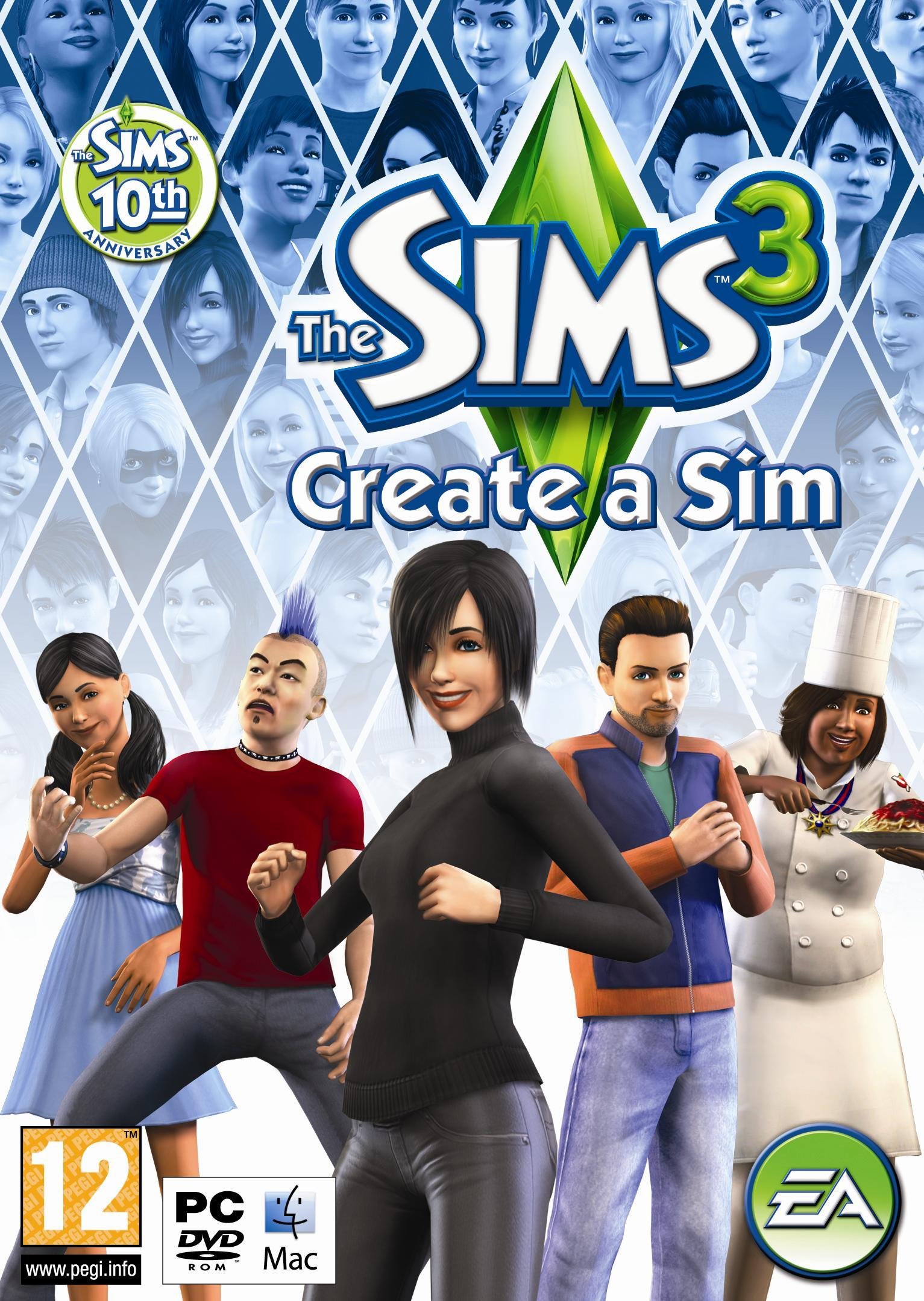 Image - The Sims 3 Cre...