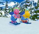 Ski Patrol to the Rescue