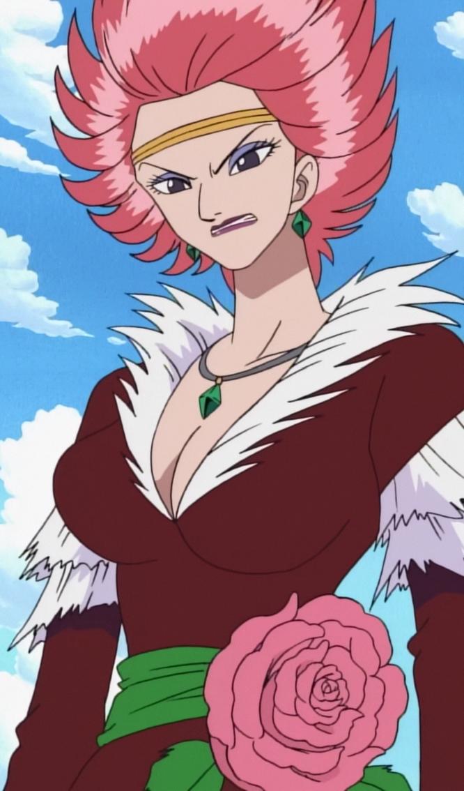 Carmen The One Piece Wiki Manga Anime Pirates