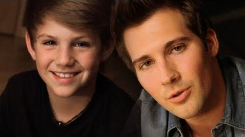 MattyB - Never Too Young ft. James Maslow (Official Music Video)