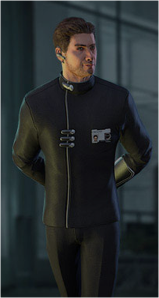 Alistaire smythe from the amazing spider man game for Smythe inc