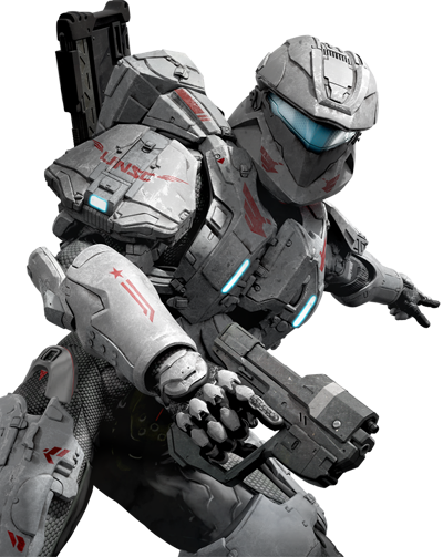 Halo Spartan Assault Cover in Halo Spartan Assault