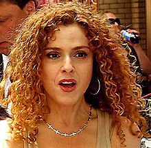 Bernadette Peters animaniacs