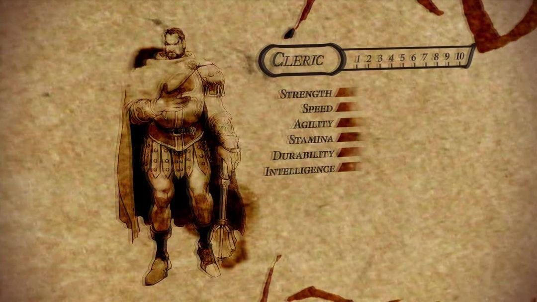 Dungeons & Dragons Chronciles of Mystara - Cleric Vignette