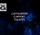 Bilety z kofeiną