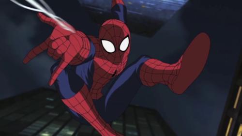 ... Ultimate Spider-Ma...