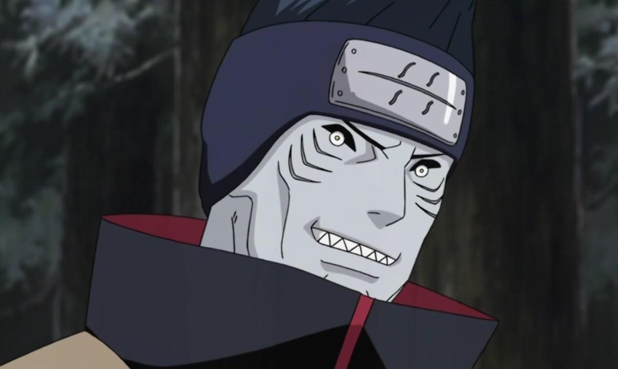Naruto Kisame