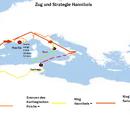 Karthagos Macht in Europa
