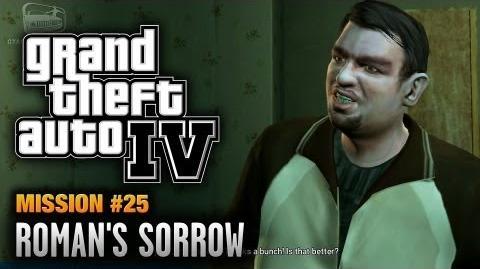 Roman's Sorrow