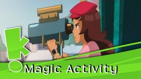 "Tara Duncan - ""Magic Activity--What a Waste of Time!"" (clip)"