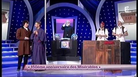 150ème anniversaire des Misérables