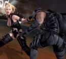 Rachel/Dead or Alive 5 Ultimate command list