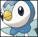 Generation IV Button - Piplup.png