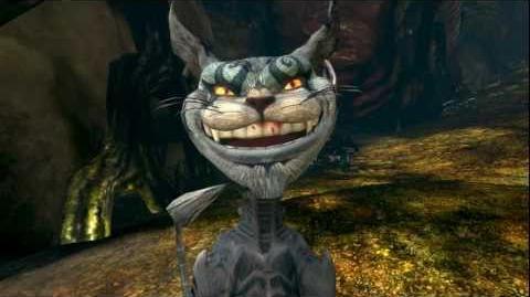 Alice Madness Returns Cheshire Cat Quotes