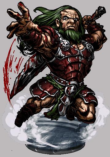 Iapetus, Titan Warrior II - Blood Brothers WikiIapetus Titan Greek Mythology
