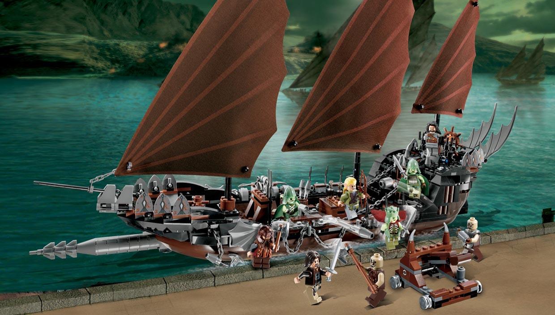 79008 l 39 embuscade du bateau pirate wiki lego. Black Bedroom Furniture Sets. Home Design Ideas