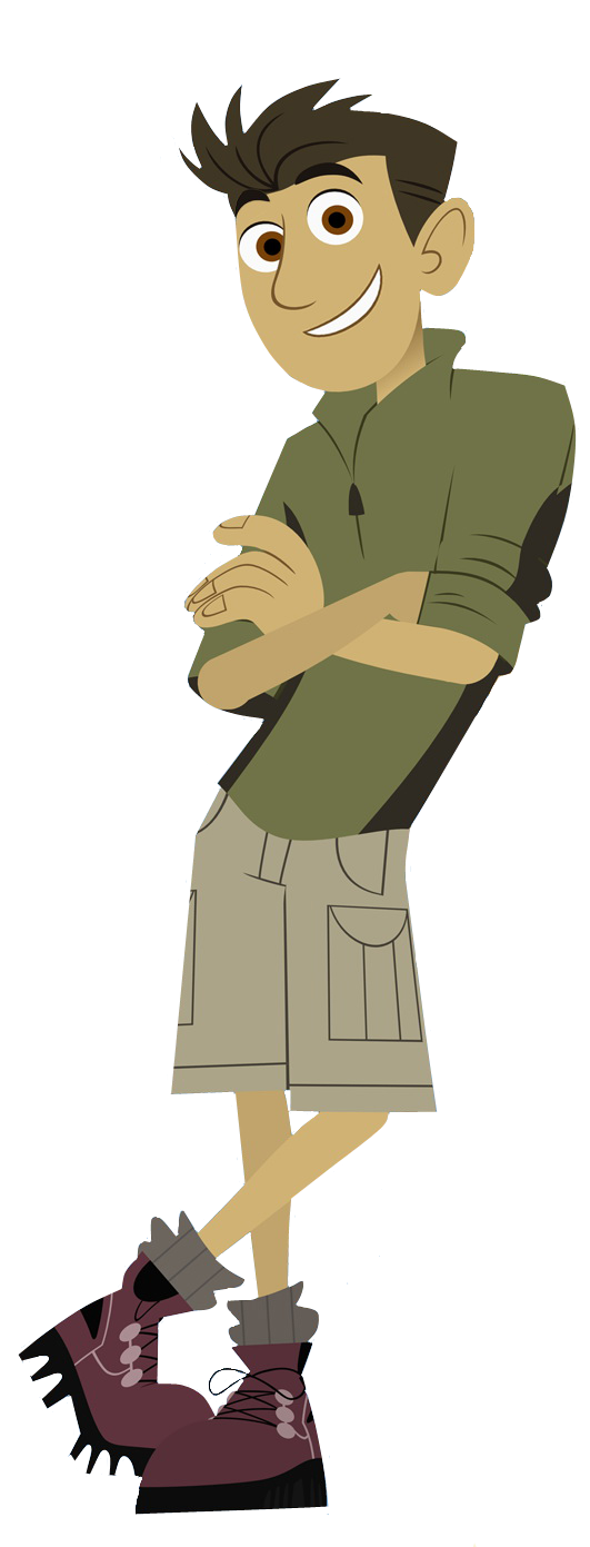 Image - Chris vector.png - Wild Kratts Wiki