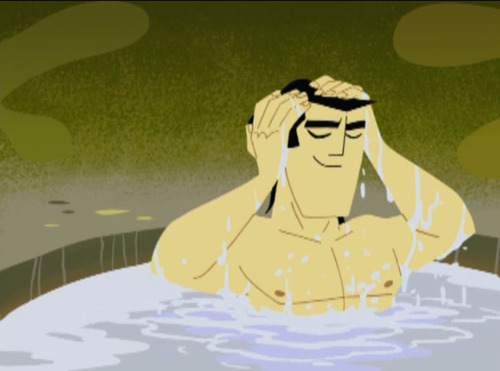 Samurai Jack Is Naked 4