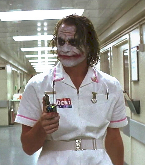 Heath Ledger Joker Nurse Nurse-Joker-the-joker-8887454-