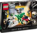 LEGO 1349 Steven Spielberg MovieMaker Set