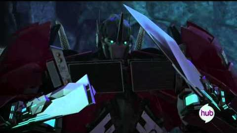 TFP He Is No Longer Optimus Prime Are You Certain I Am Worthy?