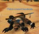 Thirst-crazed Sandscale