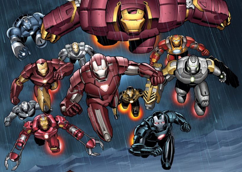 [SYNCH.T] KH 2-1 SFGA (Ganadores: KING HEROES) Marvel_DAV's_Con_2013_1