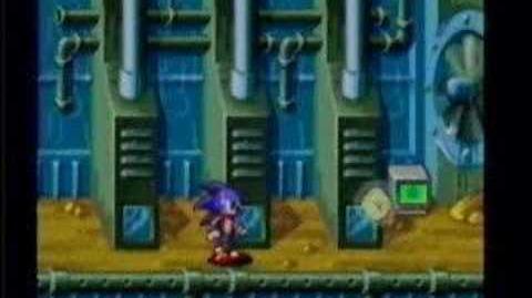 Sonic SATAM Game Prototype