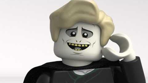 LEGO Harry Potter Years 5-7 Voldemort Trailer