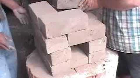 Rocket stove solar cooking for How to make a rocket stove with bricks