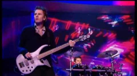 Duran duran - notorious - nite runner - in X Factor - 2007