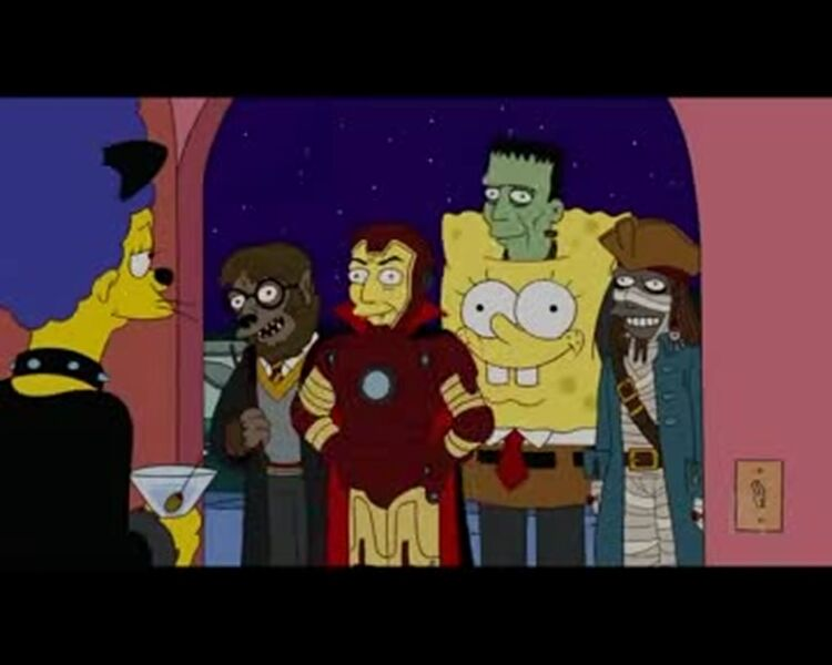 Treehouse of horror xxi download movies