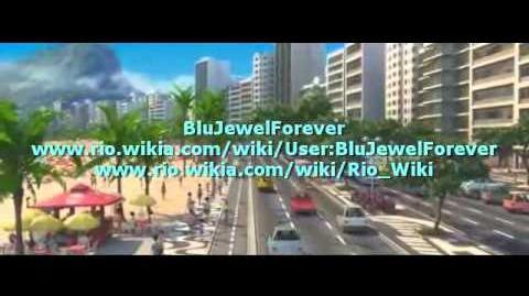Blu and Jewel Tribute Take You To Rio